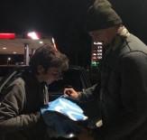 YABAN KEÇİSİ - Ibrahimovic, Finike'de Yaban Keçisi Avladı