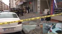 BEYAZ EŞYA - İstanbul'da Korkutan Patlama Açıklaması 1 Yaralı