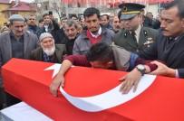 SÖZLEŞMELİ ER - Kansere Yenik Düşen Asker, Son Yolculuğuna Uğurlandı