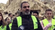 MUSTAFA COŞKUN - Kapadokya'da Çevre Temizliği Kampanyası