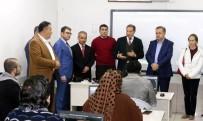 ESNAF ODASı BAŞKANı - Karabacak Açıklaması 'Mesleki Eğitim Kursları Ara Eleman Problemine Çözüm Olacak'