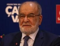SAADET PARTİSİ - Karamollaoğlu ile Kılıçdaroğlu ne konuştu?