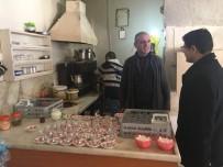 AHMET ÖZDEMIR - Kaymakam Özdemir,  Esnafları Ziyaret Etti