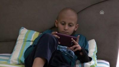 Kemik Kanseri Osman Can Topal'ın Umudu Oldular