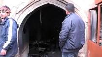 BAĞDAT BÜYÜKELÇİSİ - Kerkük'teki Kayseri Çarşısı'nda Çıkan Yangın Söndürüldü