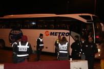 KıRAATHANE - Kocaeli'de 747 Polisli Huzur Uygulaması Açıklaması 10 Gözaltı