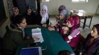 ÇOCUK BAKIMI - Köyde Genç Kızlara Çocuk Gelişimi Eğitimi