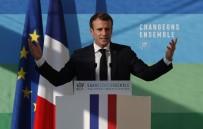 ORANTISIZ GÜÇ - Macron'dan 'Haydut' Benzetmesi