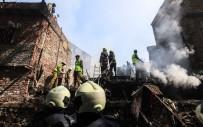 MUMBAI - Mumbai'de Gecekondu Mahallesinde Yangın Açıklaması 2 Yaralı