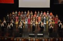 FOLKLOR - Nilüfer Kadın Korosu'ndan 'Şiddete Karşı Farkındalık' Konseri