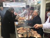BALCı - Öğretmenler Balık Ekmek Yedi, Halay Çekti