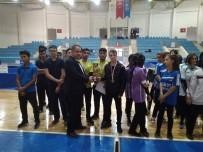 TERTIP KOMITESI - Okullararası Gençler Masa Tenisi Müsabakaları Sona Erdi
