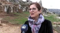 HER AÇIDAN - Roma Dönemi Mezarları Gün Yüzüne Çıkarılıyor