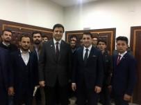 SAADET PARTİSİ - Saadet Partisi İl Divan Toplantısı Yapıldı