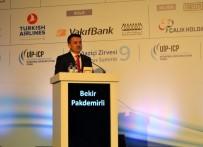 EGEMEN BAĞIŞ - Tarım Ve Orman Bakanı Pakdemirli '9. Boğaziçi Zirvesi'ne Katıldı