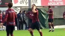 ÜNAL KARAMAN - Trabzonspor'da Kayserispor Maçı Hazırlıkları Başladı
