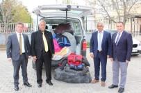 Tunceli'de 700 Öğrenciye Mont
