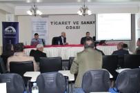 KADİR YILDIRIM - Tunceli'de 'Milli Teknoloji, Güçlü Sanayi Hamlesi' Toplantısı