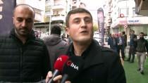 BEYAZ EŞYA - Tüp Doldurmaya Çalışırken, Alev Topuna Döndü... Dehşet Anları Kamerada
