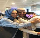 KÜÇÜK KIZ - Türkiye'nin Kurtardığı Belçikalı Kız Çocuğu Ülkesine Döndü