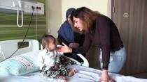 MUSTAFA YıLMAZ - Afgan Çocuk Türkiye'de Sağlığına Kavuştu