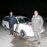 Afyonkarahisar'da Yasadışı Far Avcılarına Operasyon