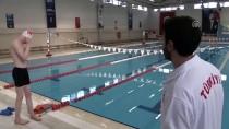 İBRAHİM ASLAN - Albino Yüzücünün Hayali Olimpiyatlar