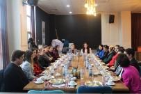 Arguvan'da Kadına Şiddete Dikkat Çekildi