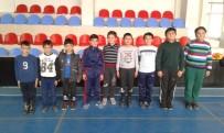 MİLLİ GÜREŞÇİ - Aslanapa'da Geleceğin Güreşçileri