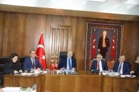 AYDIN VALİSİ - Aydın'da 'Maden' Konulu KUSİ Toplantısı Yapıldı