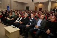 İBRAHIM KARAOSMANOĞLU - Başkan Karaosmanoğlu Aile Okulu'nda Tavsiyeler Verdi