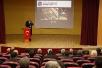 TUNCAY TOPSAKALOĞLU - Başkan Orhan, Muhtarlarla Bir Araya Geldi