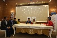 FIRAT KALKANI - Başkan Tahmazoğlu, El Bab'ta Tanıştığı Mehmetçiğin Nikahını Kıydı