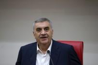 HELAL - Başkan Toçoğlu Açıklaması 'Türkiye'ye Örnek Çalışmalara Hep Birlikte İmza Attık'