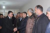 SEMT PAZARI - Başkan Vekili Uzan, Vatandaşlarla Bir Araya Geldi