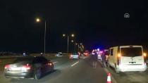 LÜKS OTOMOBİL - Başkentte Trafik Kazası Açıklaması 2 Ölü, 1 Yaralı