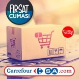 CARREFOURSA - Carrefoursa.Com, Fırsat Cuması İle Rekor Kırdı