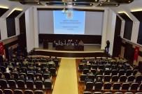 CEYLANPINAR - Ceylanpınar'da Muhtarlar Toplantısı Yapıldı