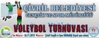 EĞITIM BIR SEN - Çivril Geleneksel Voleybol Turnuvası Başlıyor
