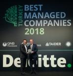 HANZADE DOĞAN BOYNER - Defacto'ya 'En İyi Yönetilen Şirketler' Ödülü