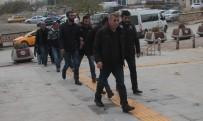 Elazığ'da Terör Propagandasından 6 Şüpheli Adliyeye Sevk Edildi