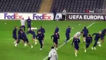 ALPER POTUK - Fenerbahçe, Dinamo Zagreb Maçına Hazır