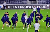 ÜLKER - Fenerbahçe Maç Saatini Beklemeye Başladı