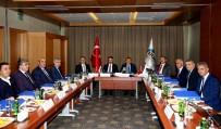 TUNCELİ VALİSİ - FKA Kasım Ayı Yönetim Kurulu Toplantısı Malatya'da Yapıldı