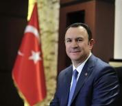HÜSEYIN YıLMAZ - GAOSB Başkanlığına Mustafa Topçuoğlu Seçildi