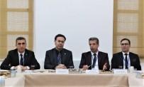 HAZINE MÜSTEŞARLıĞı - GTO, Sigorta Acenteleri Meslek Komiteleri Platformu Toplantısına Katıldı