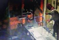 Hırsızların Çelik Kasa İle İmtihanı Kamerada