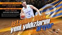 VESİKALIK FOTOĞRAF - İBB Spor Basketbolda Geleceğin Yıldızlarını Arıyor