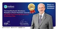 GIDA GÜVENLİĞİ - İlklerin Kenti Açıklaması Tekirdağ Büyükşehir Belediyesi