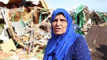 KUDÜS - İsrail 2018'De Kudüs'te Filistinlilere Ait 133 Evi Yıktı